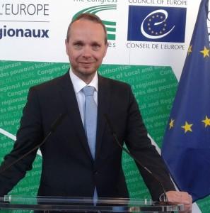 Sören Schumacher Europapolitischer Sprecher der SPD Bürgerschaftsfraktiom